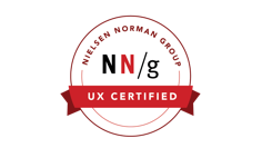 UX Certified - Nielsen Norman Group